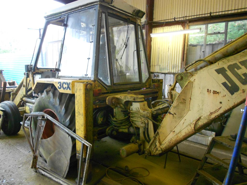 jcb troubles - The Classic Machinery Network