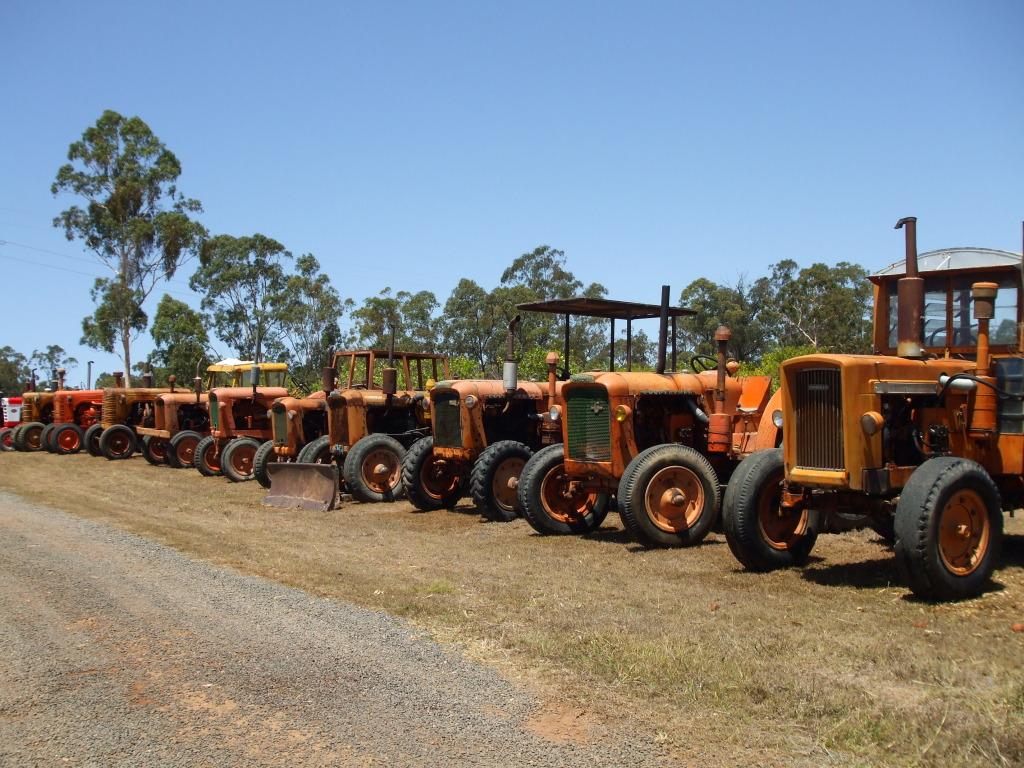 Australian Made Australian Made Tractors