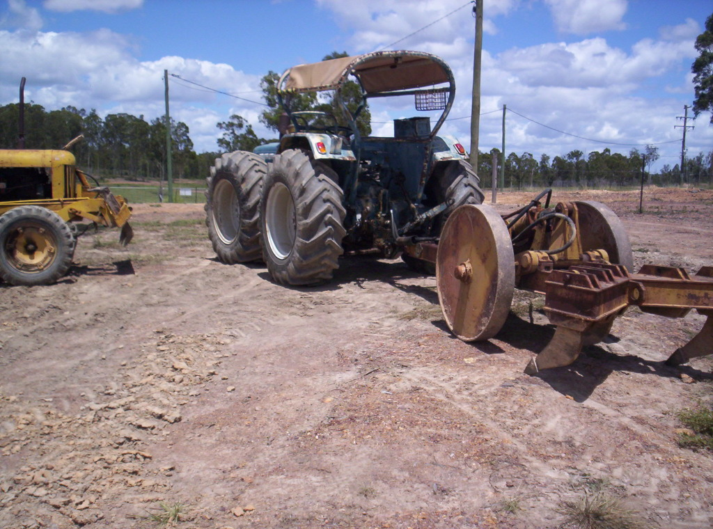 allis chalmers dd grader - The Classic Machinery Network