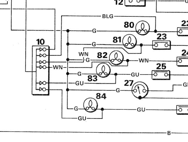 Diode Bank 82 Jcb 3cx Mk1 White Cab The Classic Machinery Network John Deere Wiring Schematic Ignition Switch Wiring Diagram Diesel Engine Starter Relay Wiring Diagram