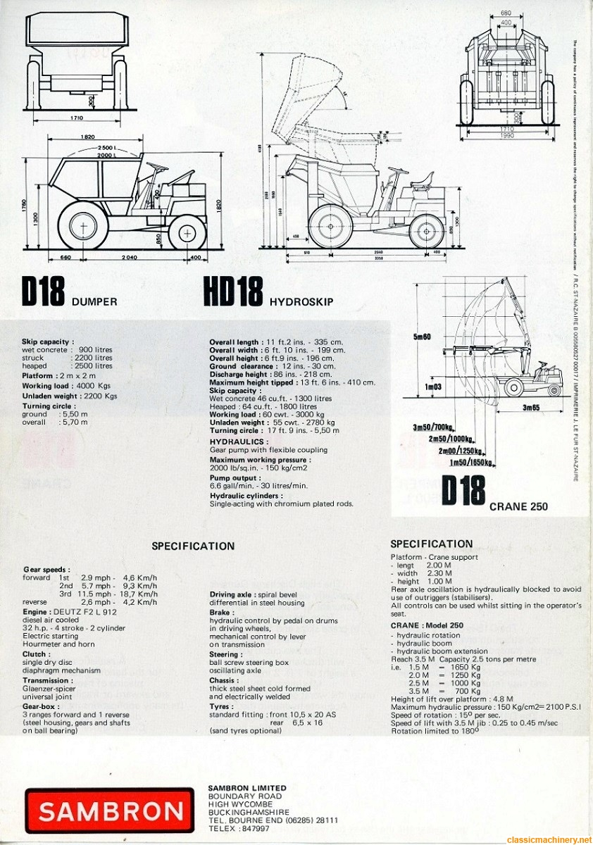 Barford Dumper Wiring Diagram Free Download French House Images Gallery
