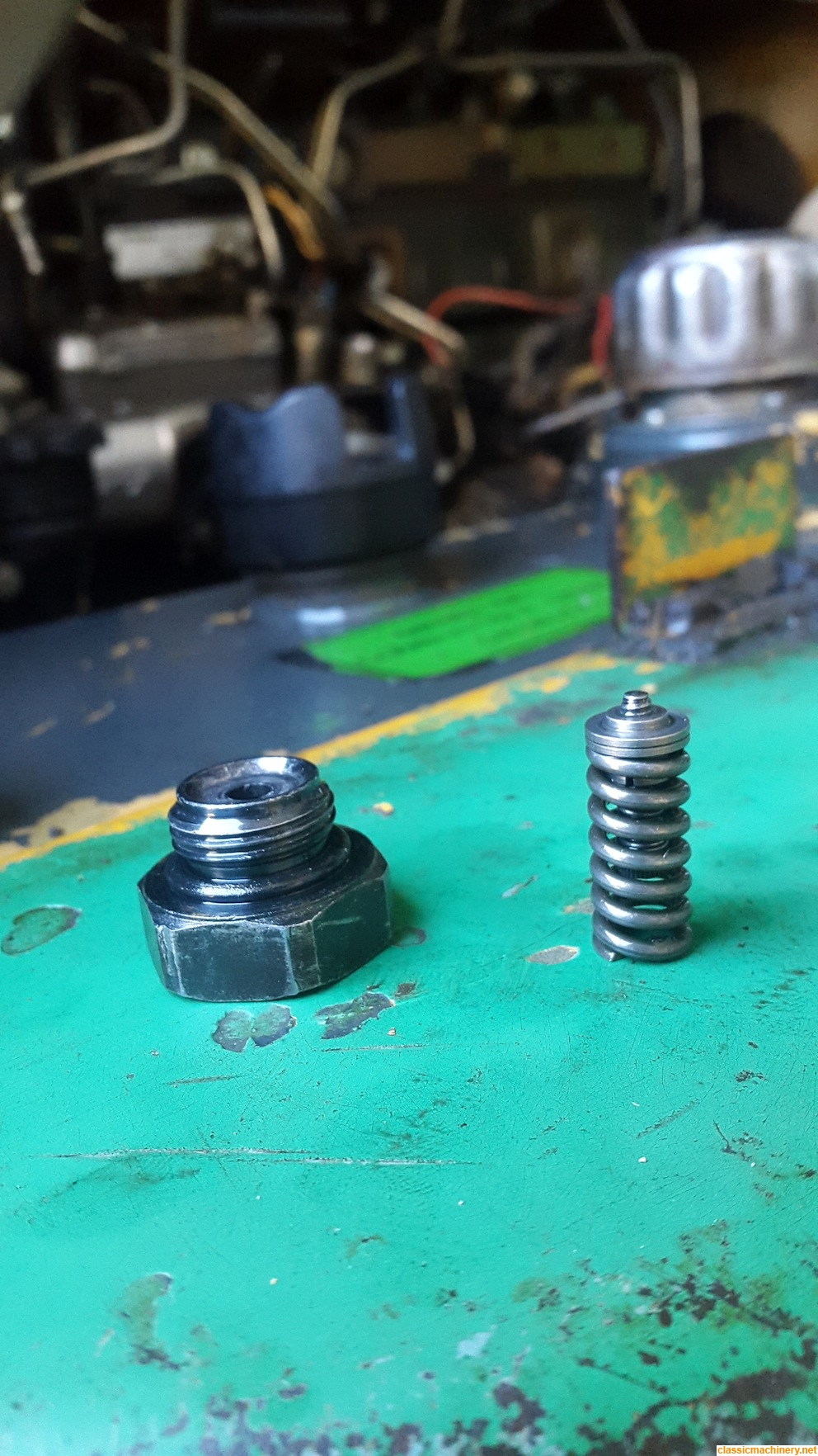 Lucas Cav Pump Help needed  - The Classic Machinery Network