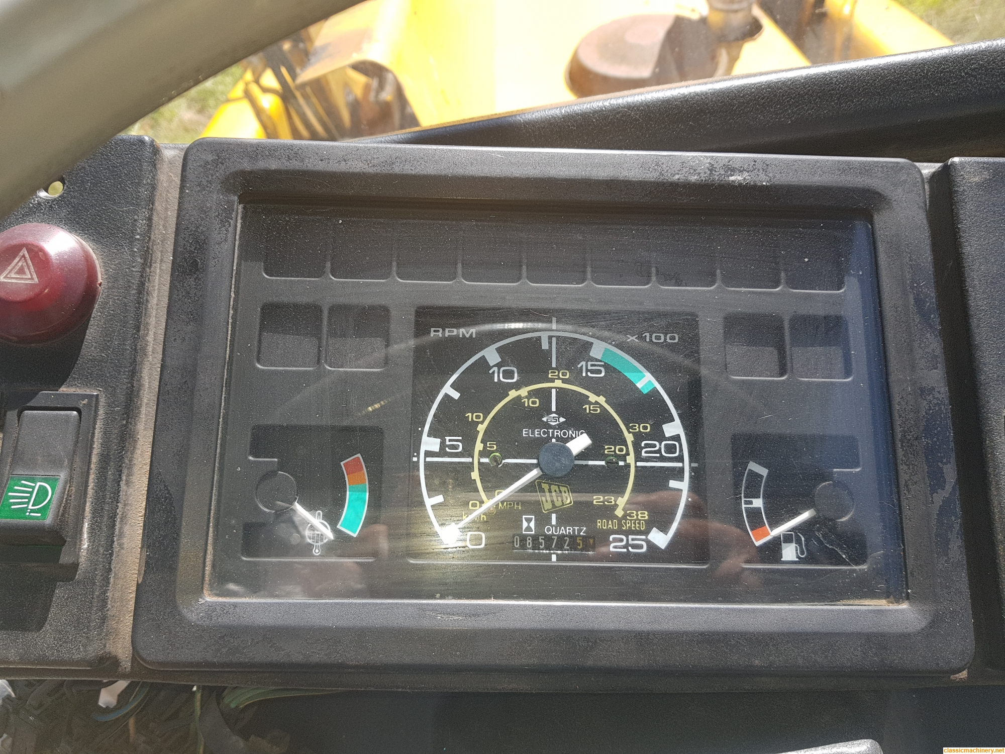 1988 Jcb 3cx Alternator/Tachometer - The Clic Machinery ... Jcb Alternator Wiring Diagram on basic gm alternator wiring, jeep alternator wiring, volvo alternator wiring, freightliner alternator wiring, yanmar alternator wiring, new holland alternator wiring, clark alternator wiring, detroit diesel alternator wiring, honda alternator wiring, landini alternator wiring, mustang alternator wiring, subaru alternator wiring, international alternator wiring, mando alternator wiring, mercedes alternator wiring, delta alternator wiring, gmc alternator wiring, caterpillar alternator wiring, deutz alternator wiring, mack alternator wiring,