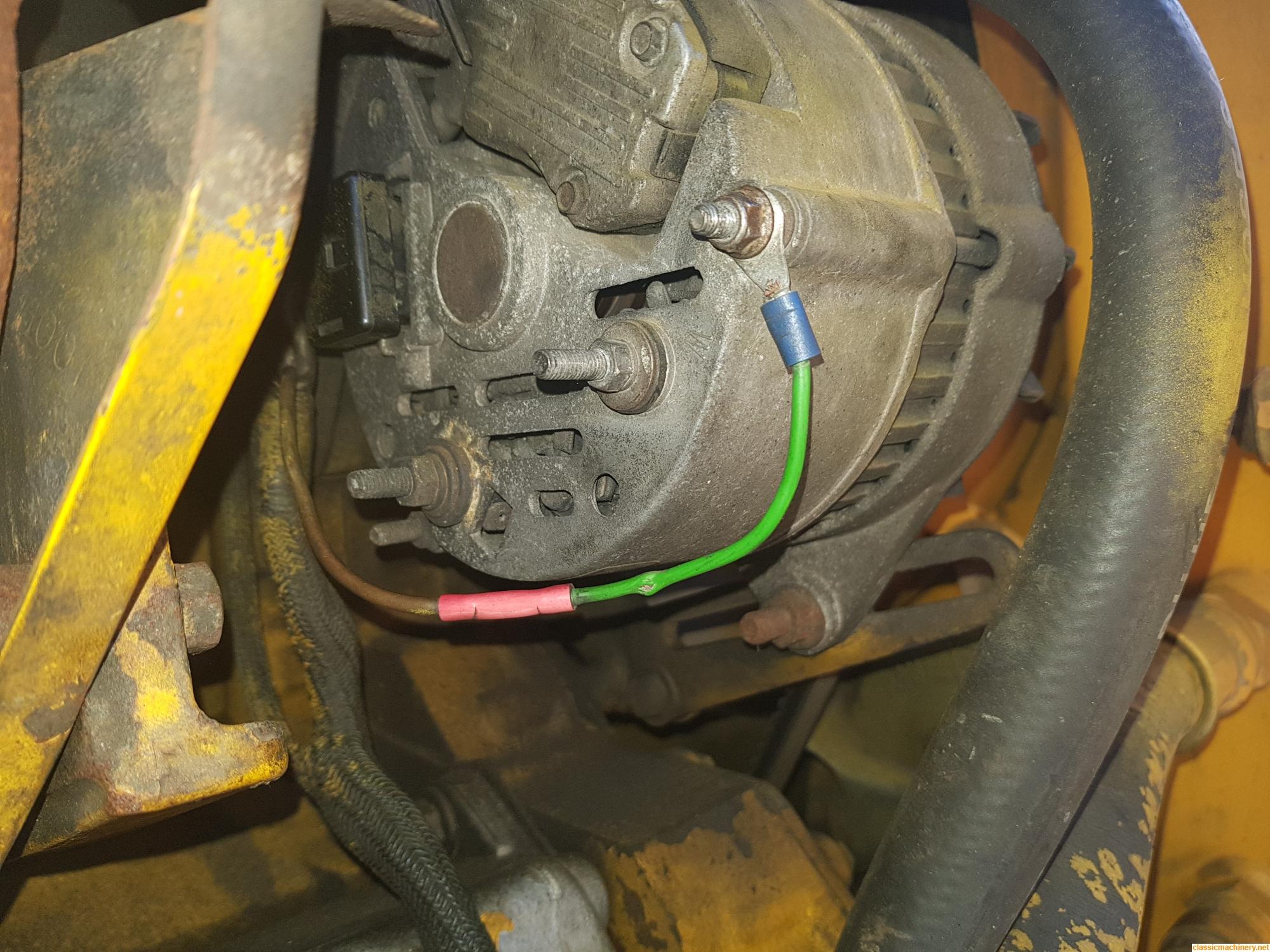 Jcb Alternator Wiring - Wiring Diagram Bookmark on